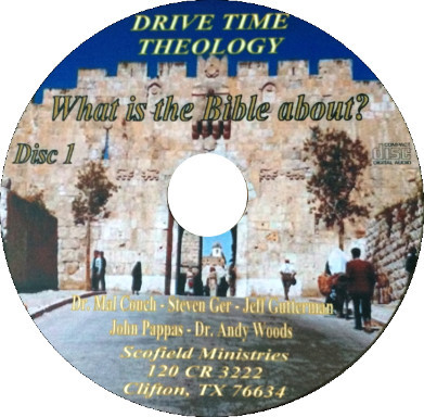 Drive Time: Theology