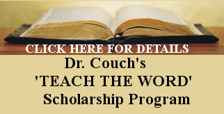 Teach The Word Scholarship Program